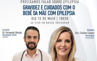 Gravidez de mães com epilepsia