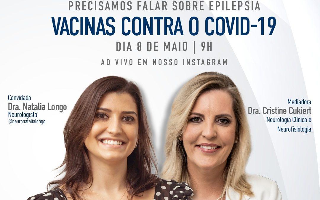 Vacinação contra o Covid-19 e epilepsia